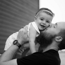 Photo by Chris Price, Father Daughter Love