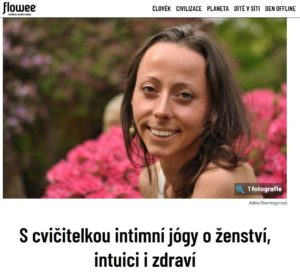 Kliknutím přečíst článek, Flowee.cz